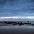 Nobby's Beach Sunrise by Daniel Rankmore