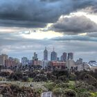 Melbourne from Box Hill by jlitjens