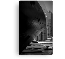 Oosterdam in Circular Quay Canvas Print