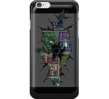 Busted Back iPhone Case/Skin