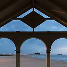 Nobby's Beach Arches (2:3) by Daniel Rankmore