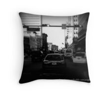 Edison St. Throw Pillow