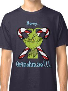 Merry Grinchmas Classic T-Shirt