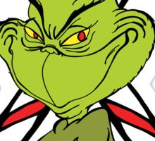 Merry Grinchmas Sticker