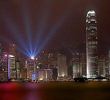 A Symphony of Lights by fernblacker