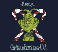 Merry Grinchmas (Grunge ver.) by MalvadoPhD