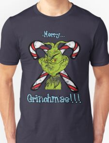 Merry Grinchmas (Grunge ver.) T-Shirt