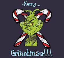 Merry Grinchmas (Grunge ver.) Unisex T-Shirt