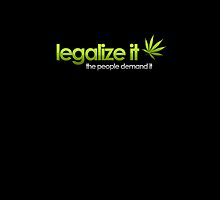 Legalize it by Thomas Jarry