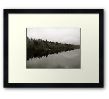 Loch Ness Banks | Scotland Framed Print