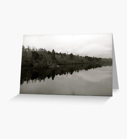Loch Ness Banks | Scotland Greeting Card
