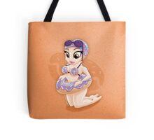 Sweet <3's - Miss Doughlight Tote Bag
