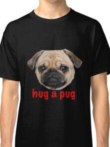 Pug hug Classic T-Shirt