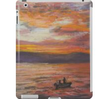 Early Morning Catch iPad case iPad Case/Skin