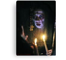 Bloody Mary II Canvas Print
