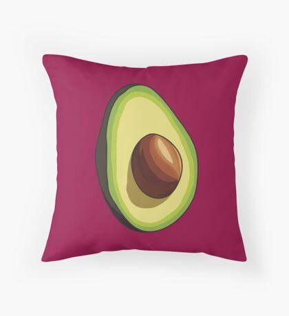 Avocado - Part 1 Throw Pillow