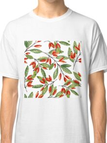 Red berries Classic T-Shirt