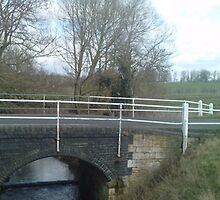 A bridge over by Mick Bull