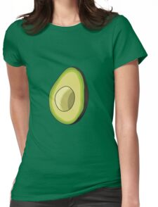 Avocado - Part 2 Womens Fitted T-Shirt