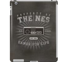 Property of NES (REMIX) iPad Case/Skin