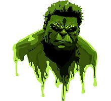 Incredible Hulk by jash