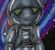Marvin the Paranoid Android Sticker