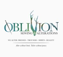 Oblivion Sewing & Alterations by Kris Egan