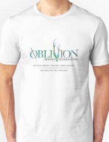 Oblivion Sewing & Alterations T-Shirt