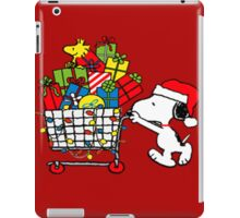snoopy iPad Case/Skin