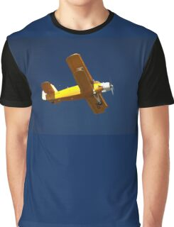Big Yellow Taxi @ Evans Head Airport 2010 Graphic T-Shirt