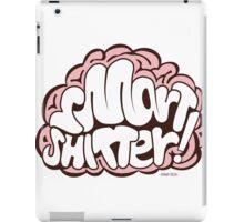 Smart Shitter iPad Case/Skin