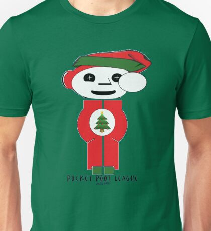 Pocket Pool (Jingle Balls) Unisex T-Shirt