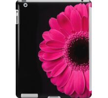 Pink Gerbera iPad Case/Skin