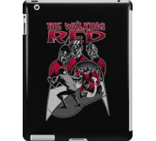 The Walking Red iPad Case/Skin