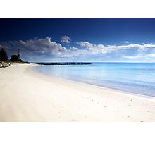 Silver Beach Kurnell Photographic Print