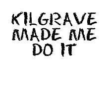 kilgrave made me do it 2 Photographic Print