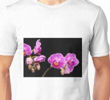 Pink Orchids Unisex T-Shirt