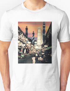3 Lighthouses  T-Shirt