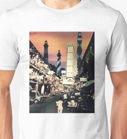 3 Lighthouses  Unisex T-Shirt