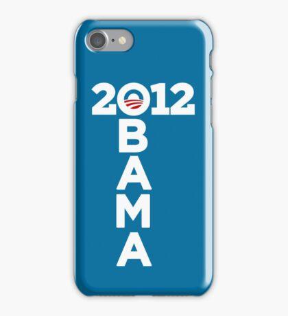 Obama 2012 iPhone Case/Skin