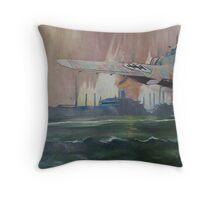 SS Dorset Throw Pillow
