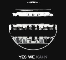 YES WE KAHN by ssan