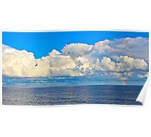 Cotton Clouds Poster