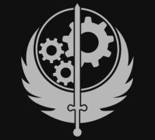 Fallout 4 - Brotherhood of Steel by wikingershirts