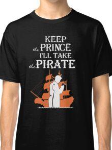 Captain Hook. Killian Jones. Classic T-Shirt