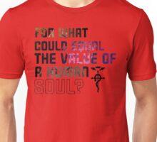 Human transmutation  Unisex T-Shirt