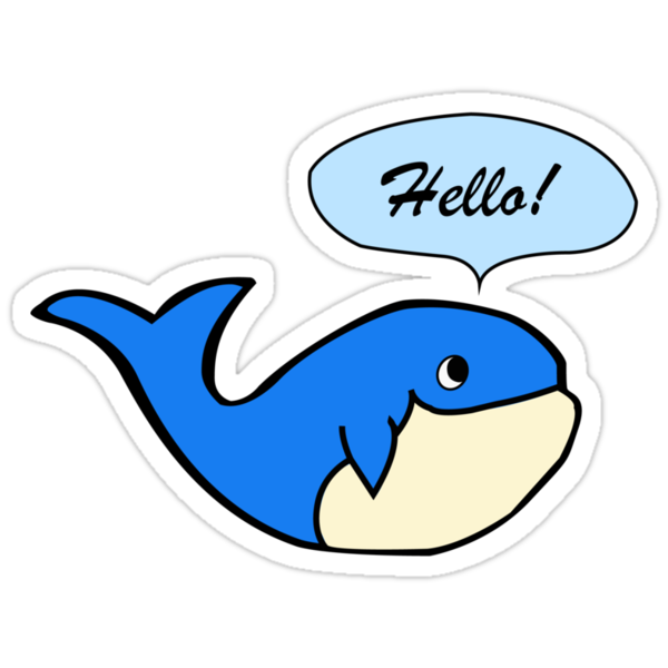 Whale - Hello! by Falcorion