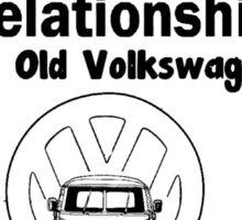 Relationship Sticker
