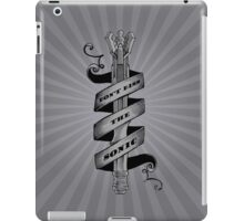 Don't Diss the Sonic iPad Case/Skin