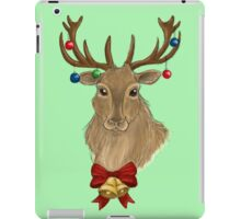 Jingle Bells Stag iPad Case/Skin